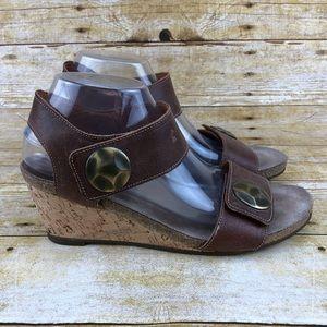 Taos Carousel 2 Wedge Sandals